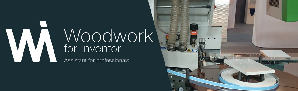 Woodwork for Autodesk Inventor