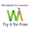 Woodwork for Autodesk Inventor Badge